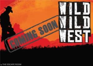 wild wild west escape room